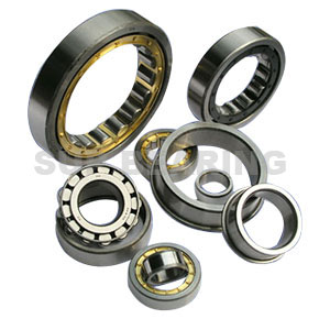 NUP bearings, N bearings